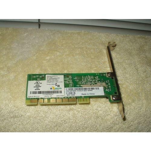 DATA/FAX MODEM CONEXANT RD01-D850 PCI 56K