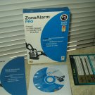 zone alarm pro firewall + anti-spyware + ant-identity theft software xp vista