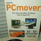 LAPLINK PC mover PCMOVER windows xp / vista + latest version PRO v11 access