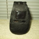 nextel i 1000 i1000 genuine leather case with belt clip vintage cell phone