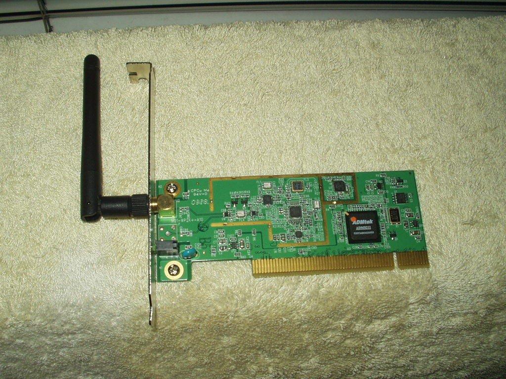802.11b wireless pci card 00e098 af2440