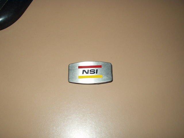 money clip nsi brushed metal