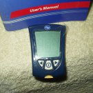 kroger blood glucose meter & manual
