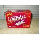 "butler dustall duster refill 8"" x 11"" 10 dusting cloth refills #2097 open box"