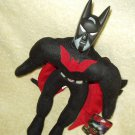 "BATMAN BEYOND 13"" LICENSED PLUSH WITH PLASTIC HEAD FROM 2001"
