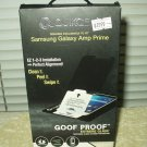 samsung galaxy amp prime tempered glass screen protector quikcell goof proof