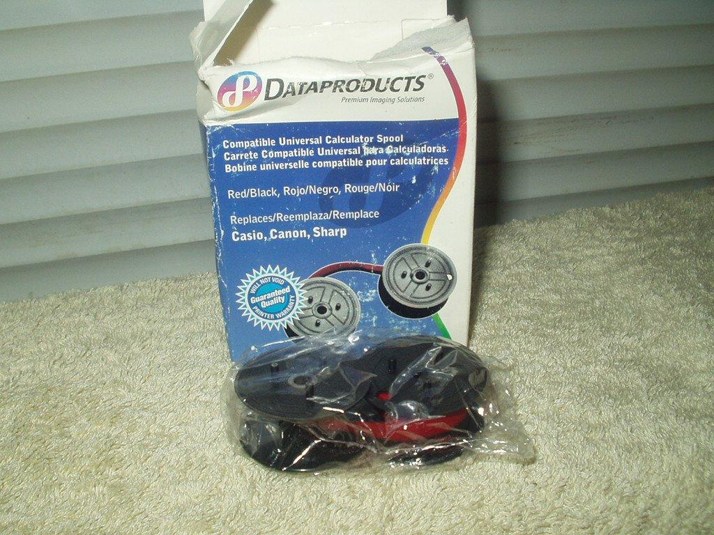 data products # r3027 calculator ribbon 1ea casio cannon sharp