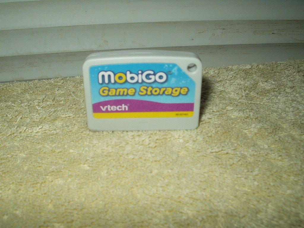 mobigo game storage vtech # 80-201-401.............P