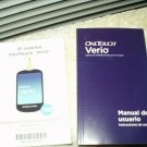 "one touch onetouch verio glucose meter / monitor ""manual"" only in spanish"