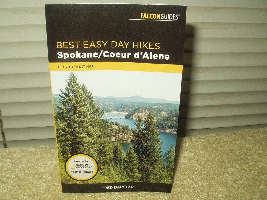 best easy day hikes spokane washington area falcon guide 2018