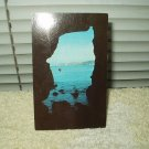vintage sunny jim cave entrance la jolla california unused postcard 1960's