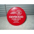 glysolid glycerin cream for the skin with allantoin 3.38 oz sealed