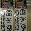 tattoo temporary body art removable 2 sets of 5 ea. us shipper by al tattoo # tn264