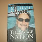 THE SAVAGE NATION BOOK MICHAEL AUTHOR
