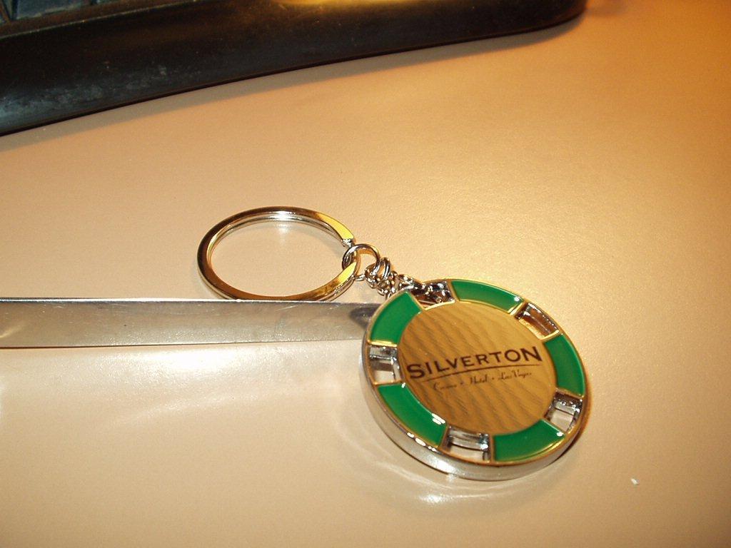 key chain silverton casino hotel las vegas