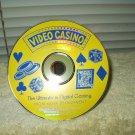 video casino games disk cd mac macintosh version 1995 nova corp #05vcm-01
