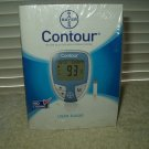 bayer contour no meter manual only english & spanish