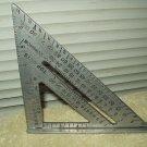 swanson speed square 1987 aluminum made carpenter roofer angles squaring