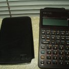 hp hewlett packard 20 s 20s scientific calculator w/ case from 1987