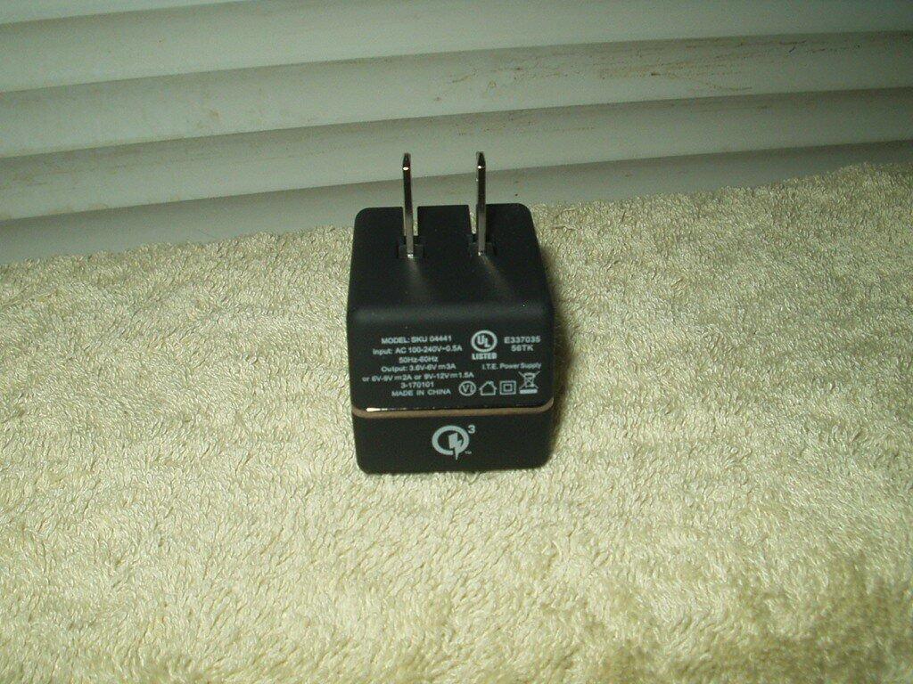 I.T.E. Power Supply Model # sku 04441 dc output 3.6v -12v 3-17q101