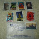 stamps US 1996 commemorative # 3024 88 lot of 8