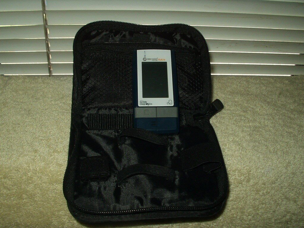 clever choice auto code voice meter monitor & case only by simple diagnostics