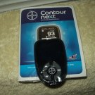 1 bayer contour next & 1 contour ez meters w/ batteries & manuals only lot of 2 #9697 #9628