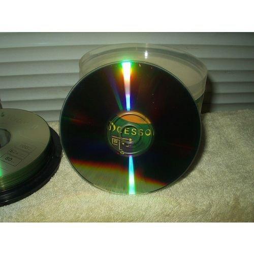 CD-R CD 700 MB 52X 80 MIN VERBATIM 13 TOTAL CD'S