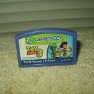 LEAPFROG LEAPSTER TOY STORY 3 CARTRIDGE ONLY # 500-13982-A