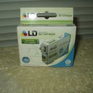 ld products Remanufactured High Yield Cyan Ink cartridge for Epson 126  # 126220