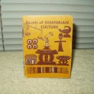 vintage pocket book facets of ghana ghanaian culture 1971 by angela christian