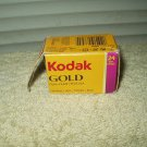kodak gold 35mm iso 200 film 3 rolls 24 exp ea. & 1 roll ultra 400 24 exposure 4 total