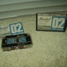 VTG NORELCO LFH 0002... 15 MINUTE IDEA CAPSULE MICROCASSETTE TAPE LOT OF 2 RARE!