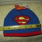 superman cap hat infant child size dc comics