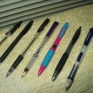 zebra skilcraft unison inc uniball pens papermate mechanical pencil lot of 7