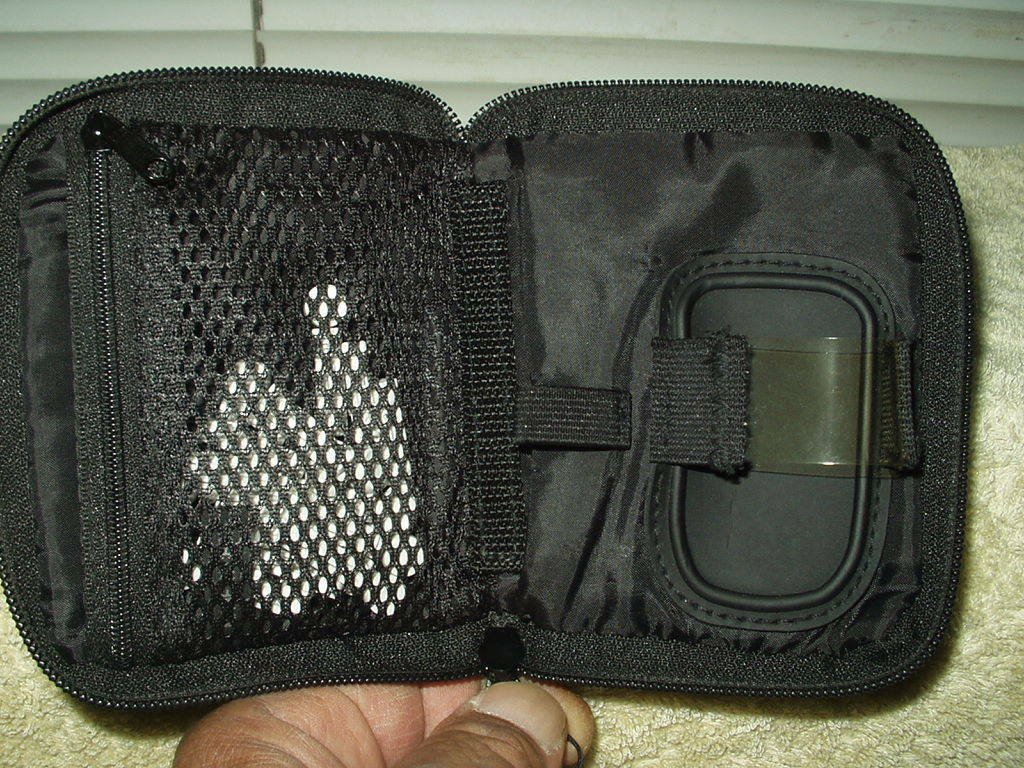 relion re lion ultima meter monitor replacement pouch case