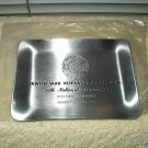 Jewish War Veterans of the USA 86th national convention plaque 1981