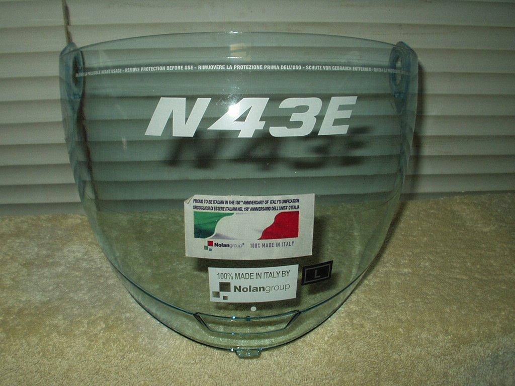 nolan group n43e large clear shield provi00000040