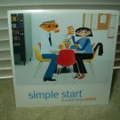 one touch simple start dvd & booklet 2007 diabetic glucose control sealed rare