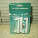 paz generix replacement toothbrush heads for oral b open box 3 each