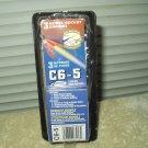 estes 7918 c6-5 1 pack w/ 3 single stage model rocket engines
