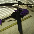 world tech toys titan helicopter purple 49 mhz parts or repair