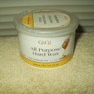 gigi professional all purpose hard wax hair removal sealed 14 oz #0332 for all skin & hair types