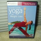 beginners & beyond yoga for weight loss dvd interactive series
