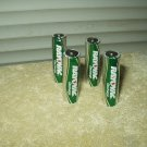 rayovac recharge rechargeable AA batteries 1350 mah 1.2 volts set of 4 each