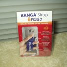 handstand kanga strap smartphone carry handle and card holder + rfid protection zillow unlock