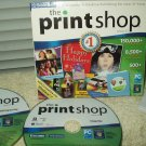 broderbund the print shop version 23  windows xp vista &7 + ?