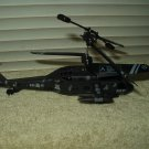 ignite falcon flyer r/c b1598 black ops ir black hawk helicopter only parts or repair