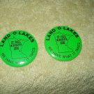 land-o-lakes 1986 we have what it takes pin st paul minnesota 1 each per order