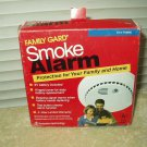 family gard smoke alarm # fg888d in original box sealed spanish english manual